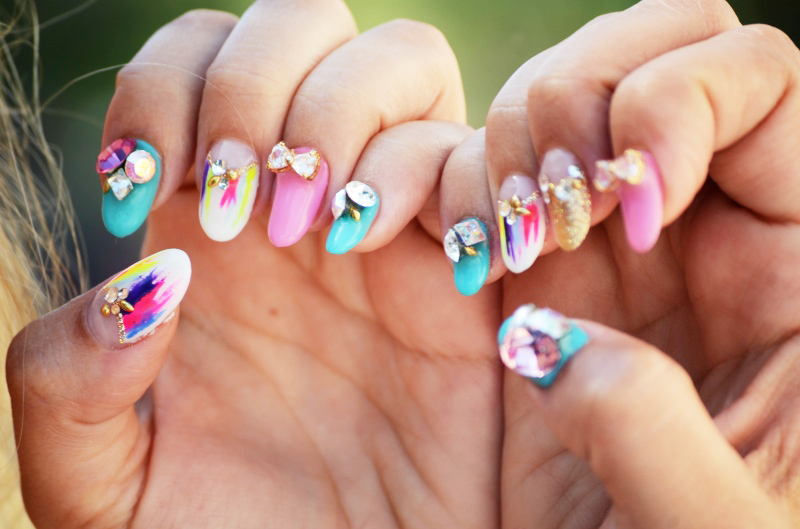 Japanese 3d Nail Art Designs - Best Nails Art Ideas