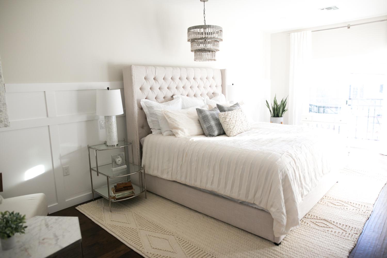 Mr kate all white instagram bedroom makeover for for Room decor ideas instagram