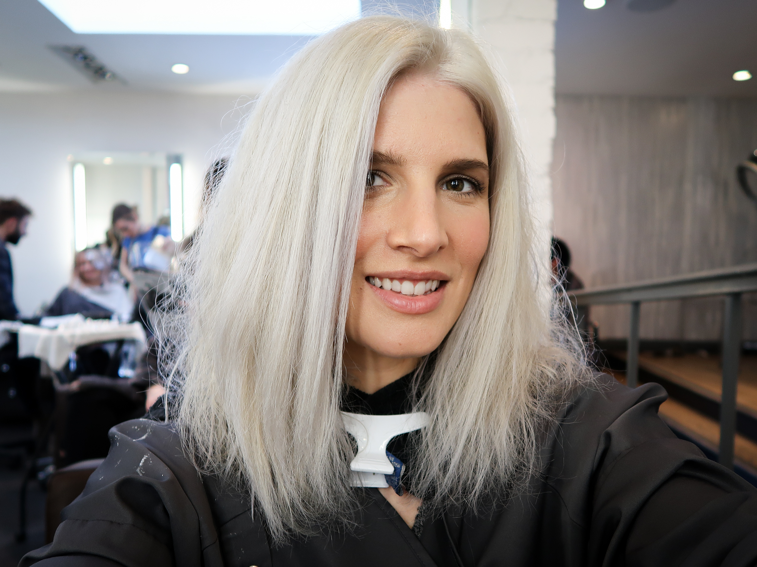 Mr Kate How To Go Platinum Blonde And Maintain It
