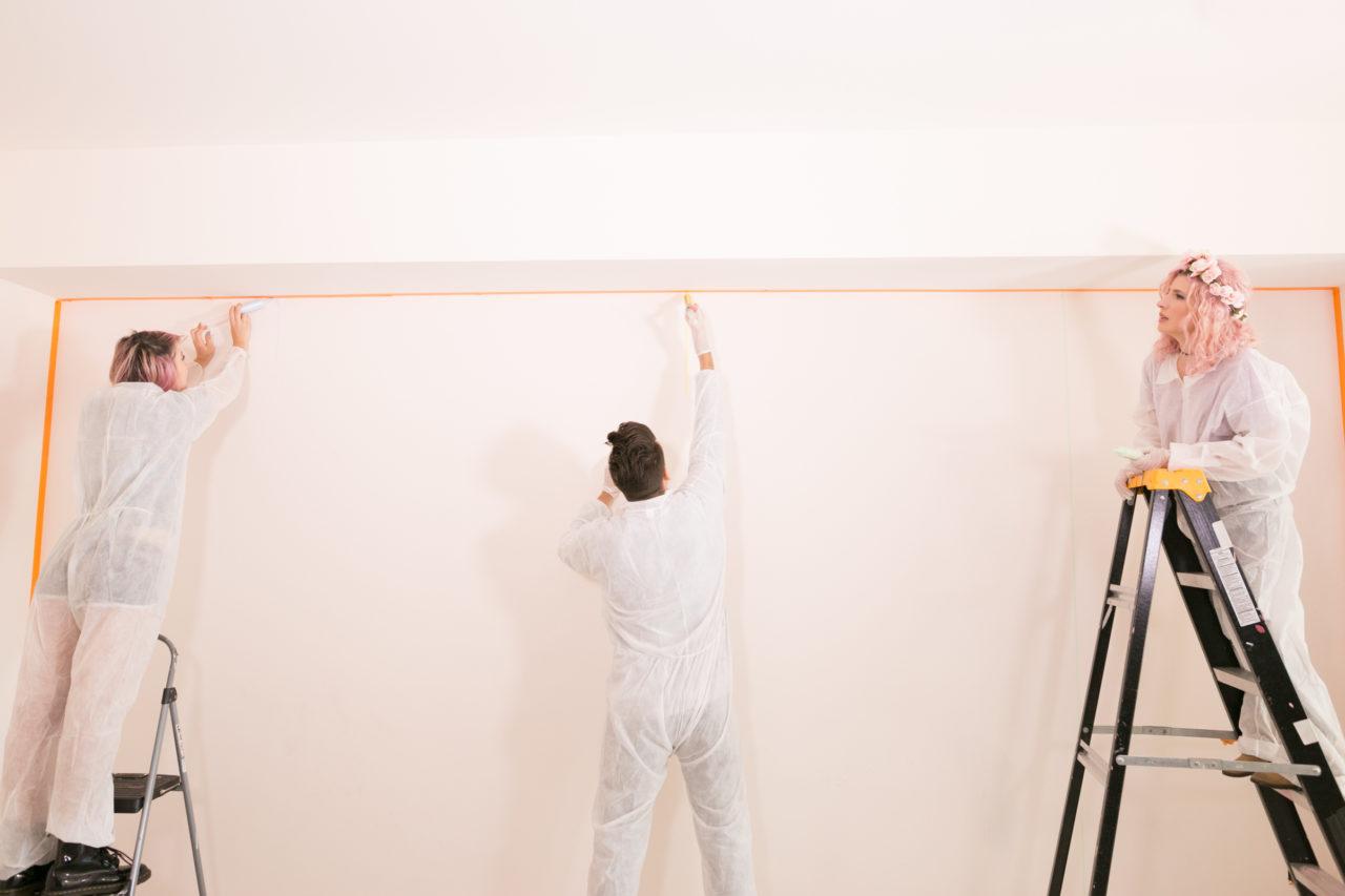 Pastel Yellow Wall Paint · Pastel Green Wall Paint · Pastel Blue Wall Paint  · Pastel Purple Wall Paint