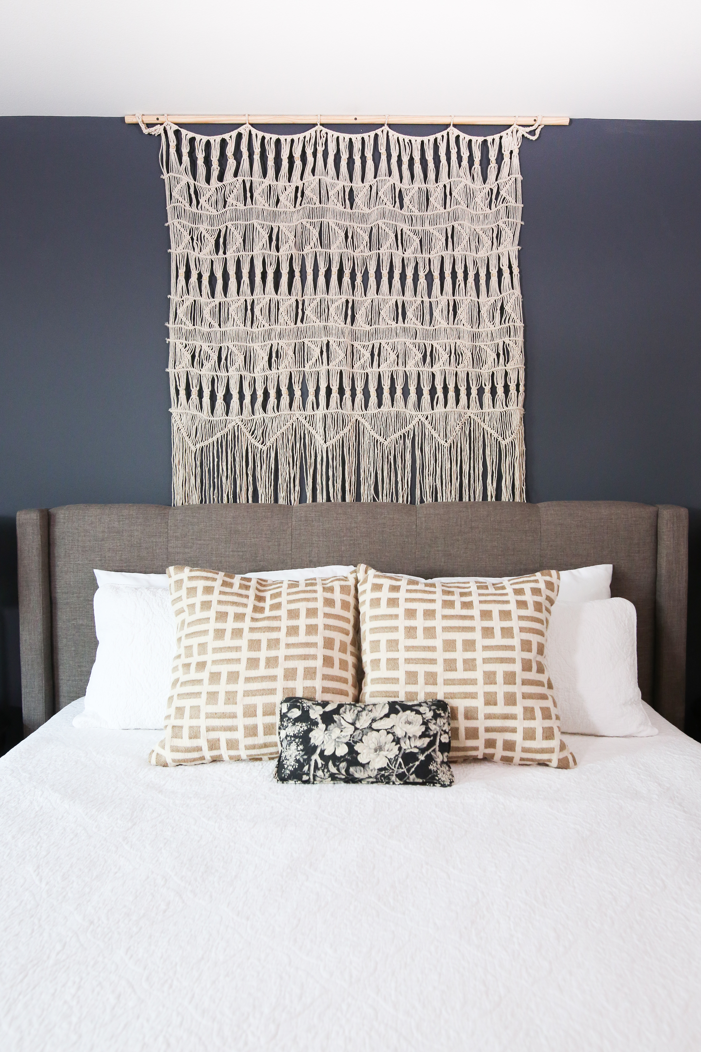 You Canu0027t Deny The Sense Of Completion That A Headboard Adds To A Bedroom.  It Brings A Room Together And Adds A Design Touch That Makes The Space So  Much ...