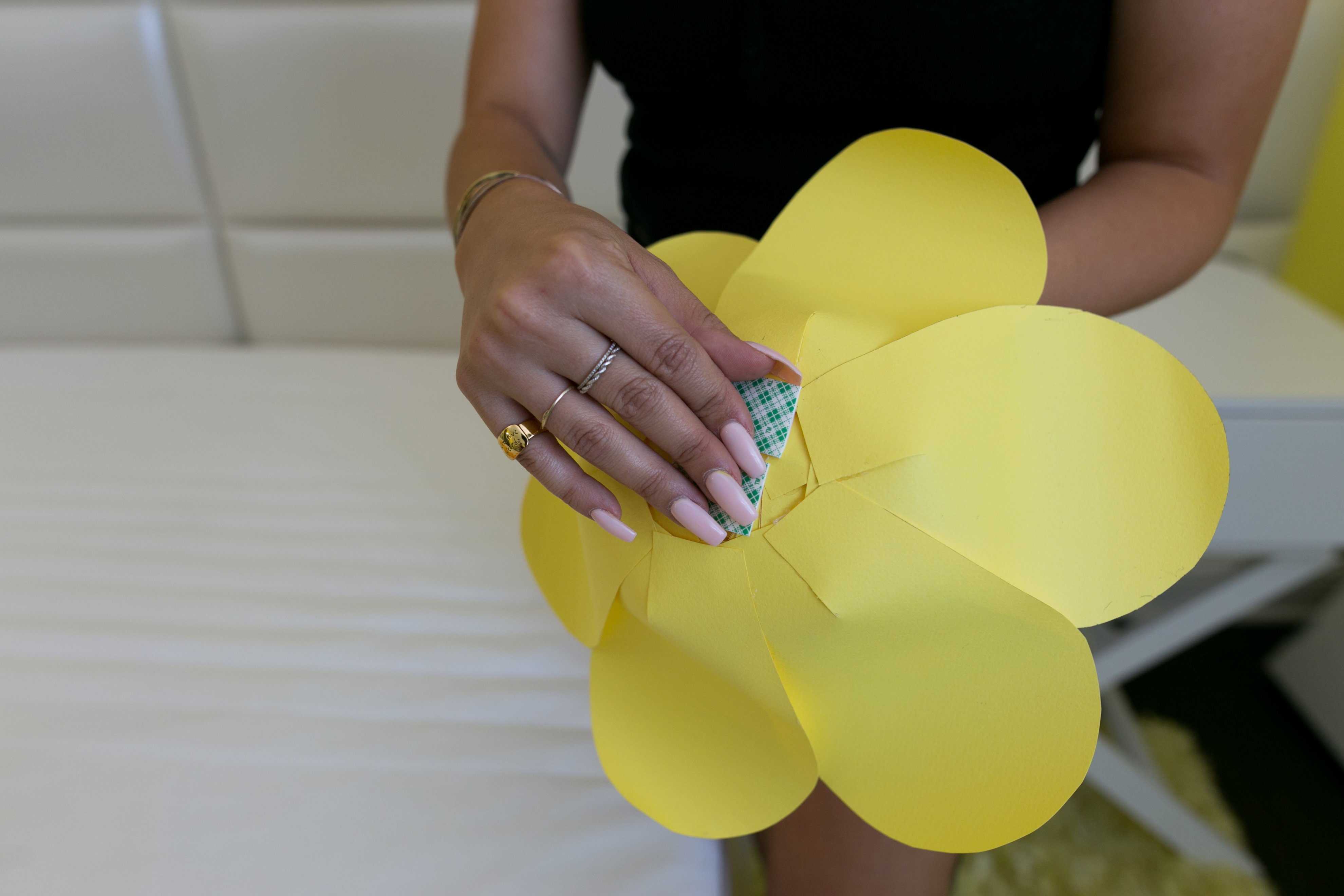 Mr Kate Diy Giant Paper Flowers