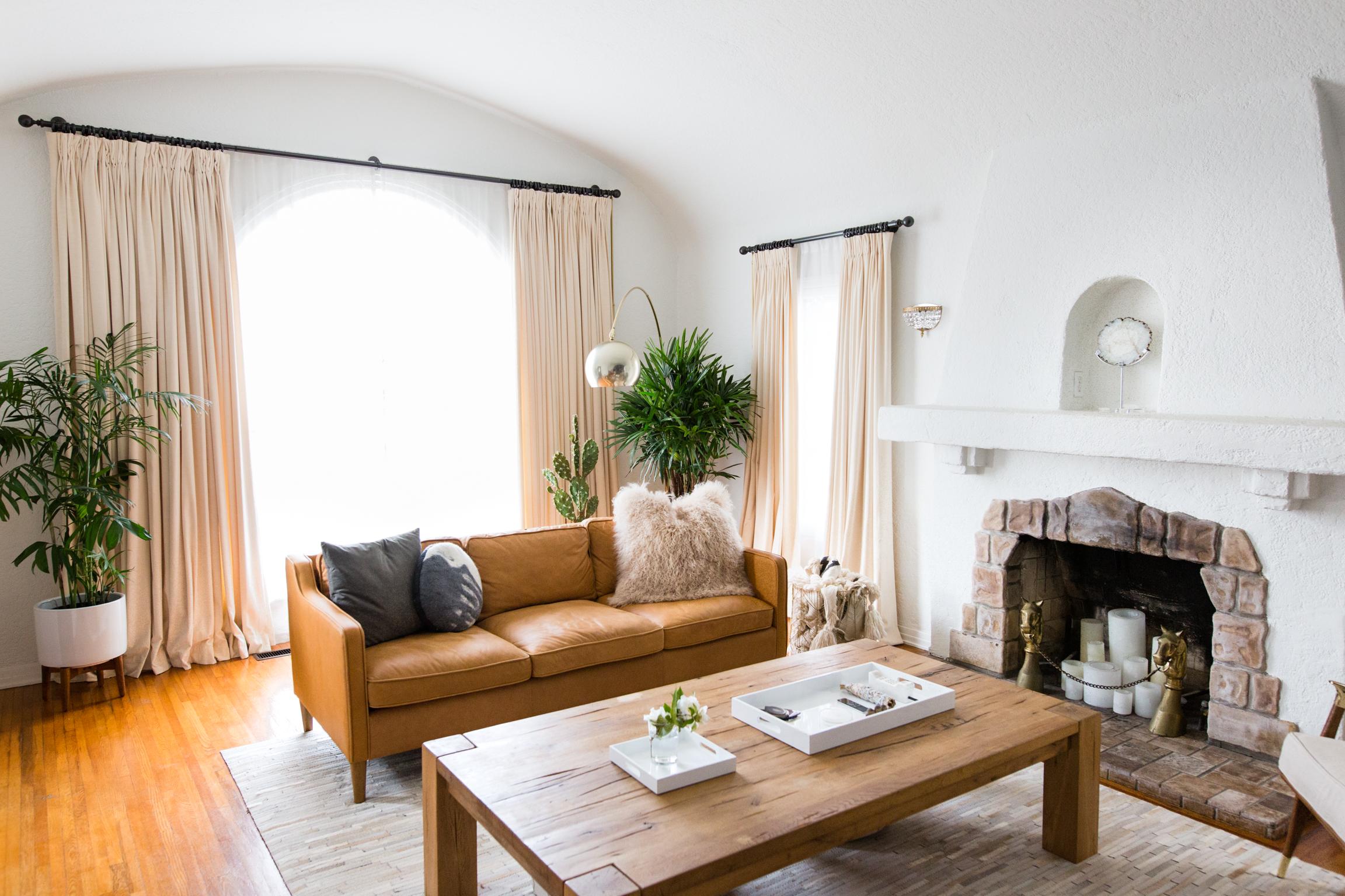 Mr. Kate - A New Living Room Design!