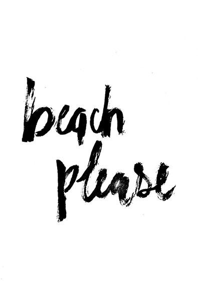 mrkate_handlettering_beachplease